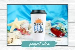 Summer Fun Design Bundle, SVG Cut Files for Crafters Product Image 3