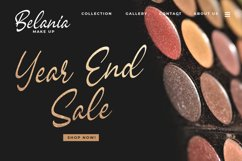 Sagesta - Luxury Script Font Product Image 5