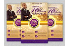 Clergy Anniversary Template Bundle Product Image 2