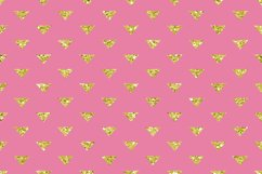 Pink Glitter Digital Papers Product Image 3
