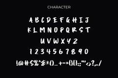 Katro Brush Bold Font Product Image 2