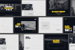 Black Friday Postcard Product Image 3