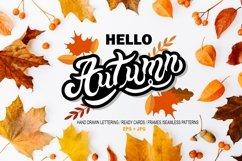 Hello Autumn Set Product Image 1