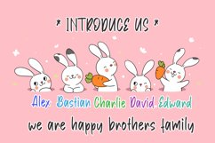 Bunny Story Handwritten Font Product Image 5