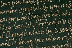 Housky - Handwritten Font Product Image 2