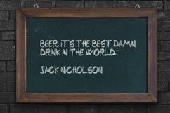 Beer Script Typeface Product Image 3
