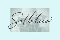 Sottalica Product Image 1