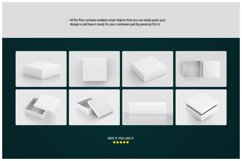 Square Box Mockup Product Image 5