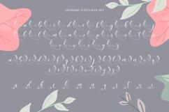 Amiela - Flower Calligraphy Product Image 13