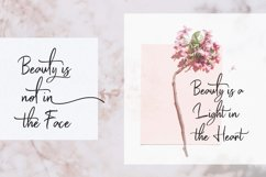 Hello Beauty - Handwritten Font Product Image 2
