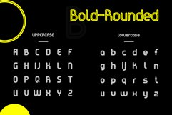 Evo - Sans&Decorative Typeface Product Image 6