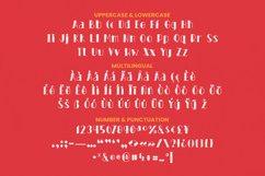 BURNOUT Font Product Image 5