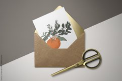 Sage Green Citrus Illustrations Product Image 9