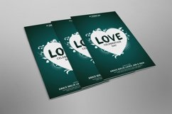 Valentine Love Flyer Product Image 2