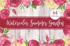 Watercolor Floral Bundle Product Image 5