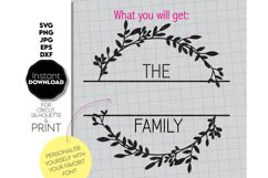 Wedding sign SVG, Mr and Mrs SVG, Just Married Sign SVG Product Image 2
