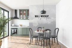 Wall mockup - Interior mockup - Wallpaper mockup Product Image 2