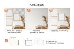 Frames & Walls Mockup Bundle - 6 Product Image 3
