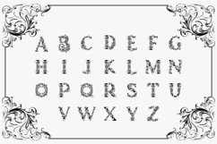 Badoet | Victorian Logo Fonts Product Image 5