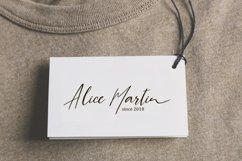 Web Font Lila & Harley. Signature font Product Image 3