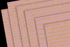 Gold Patterns on Blush Product Image 4