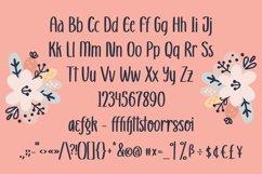 Little Beanie - Handwritten Font Product Image 5