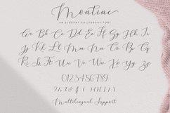 Montine Script Product Image 6