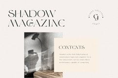 Magès - Modern Serif Typeface Product Image 5