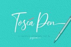 Tosca Pen Script Product Image 1