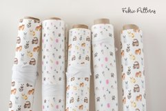 Watercolor Cute Cats. Patterns and Cliparts Product Image 5