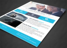 Multipurpose Business Flyer Product Image 2