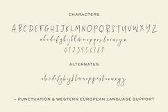 Lemonlove Script Product Image 4