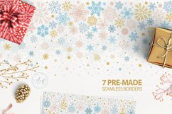 Sparkling snowflakes collection Product Image 4