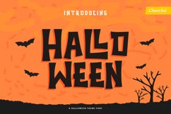 Halloween - Spooky Font Product Image 1