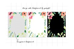 Floral Invitation Backgrounds Vol.2 Product Image 3