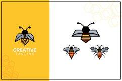 Bee logo Product Image 1