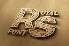 Royal - Vintage Style Font Product Image 4