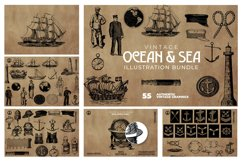 2200 Vintage Graphics Bundle Product Image 8