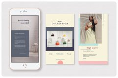 PRICILLE Instagram Pack | Canva, PSD Product Image 5