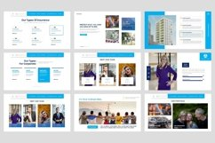 Insurance - Business Consultant PowerPoint Template Product Image 3