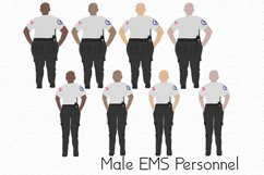 First Responder Clipart Set Product Image 3