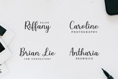 Steffany - Handwriting Font Product Image 4