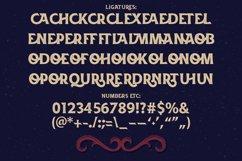 La Belman font & bonus Product Image 4