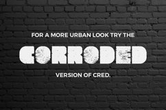 Cred Typeface Product Image 2