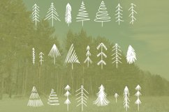 Spruce doodle font in ttf, otf Product Image 4
