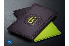 Designer Business Card Template Product Image 5