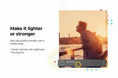 20 Silhouette Lightroom Presets & LUTs Product Image 3