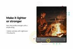 20 Campfire Lightroom Presets & LUTs Product Image 2