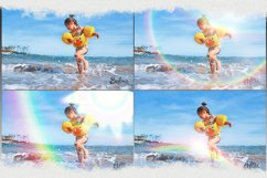 Rainbow overlays & textures, rainbow action, rainbow preset Product Image 8