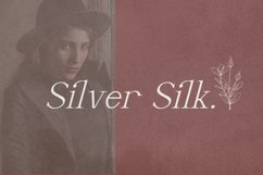Silver Silk Product Image 1